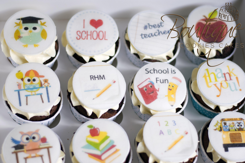 school cupcakes1