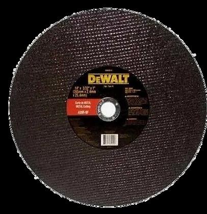 """Disco de Cortar Dewalt® 14"""" x 3/32"""" x 1"""""""