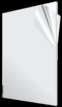 "4' x 8' Clear Acrylic Sheet (3/16"")"