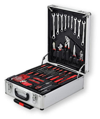 Scorpion Tools® Tool Box