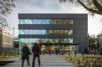 Amsterdam opent circulair gebouw voor rechtbank