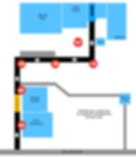 Ricart Car Wash Map