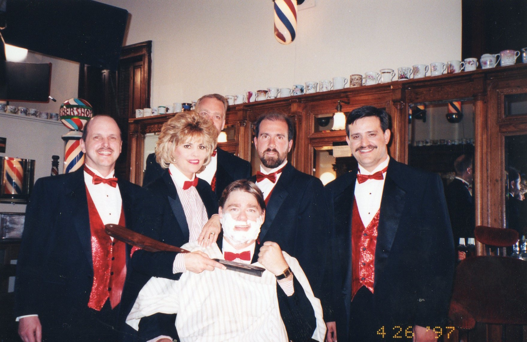 barbershop 1997