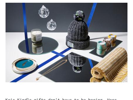 Design Ireland - Creative Kris Kindle Guide