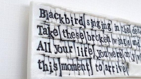 Beatles - 'Blackbird'
