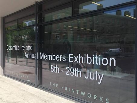 Ceramics Ireland Members Exhibition - Dublin Castle