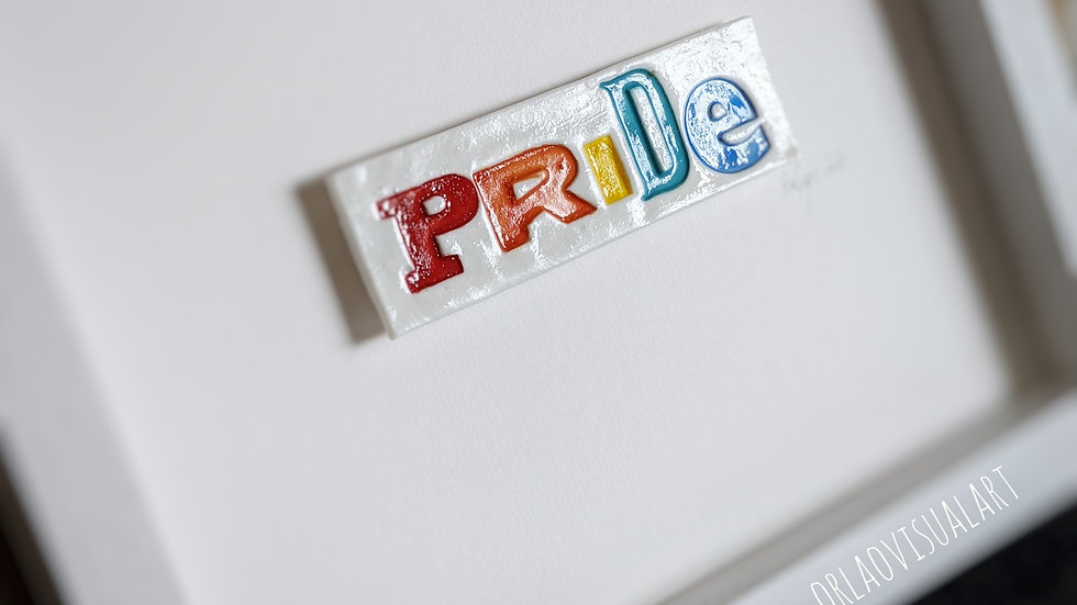 'Pride' - Pop of Colour