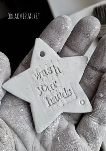'Wash your hands'