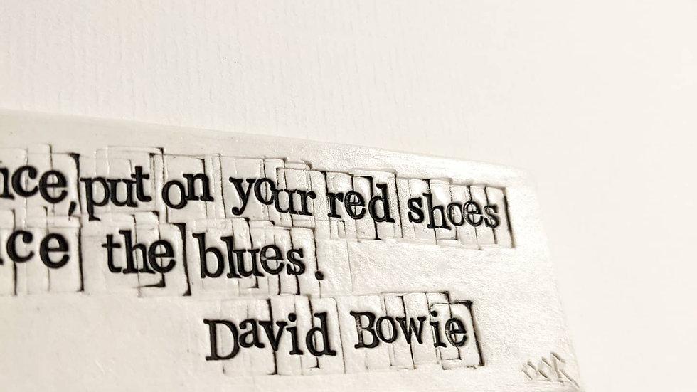 Let's dance - Bowie