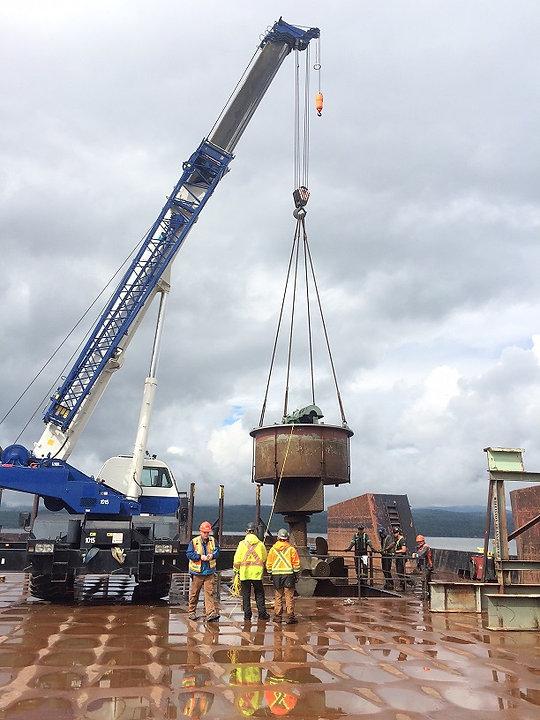 Wiliston Barge Engine Removal (2).JPG