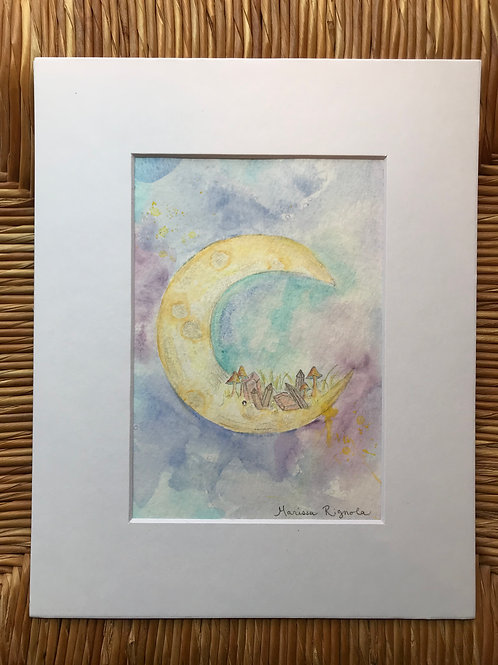 """Moonlit Magic - 5""""x7"""""""