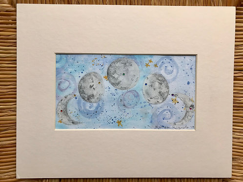 """Phases - 5""""x7"""""""