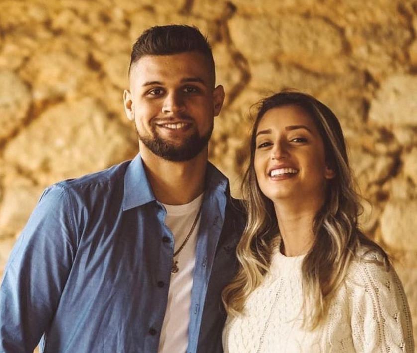 Nathalia e Marcelo
