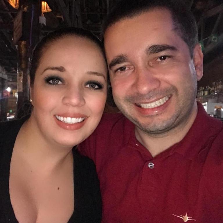 Denise e Adriano