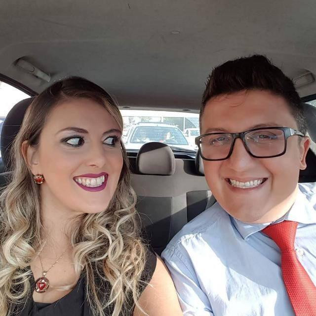 Andressa e Felipe