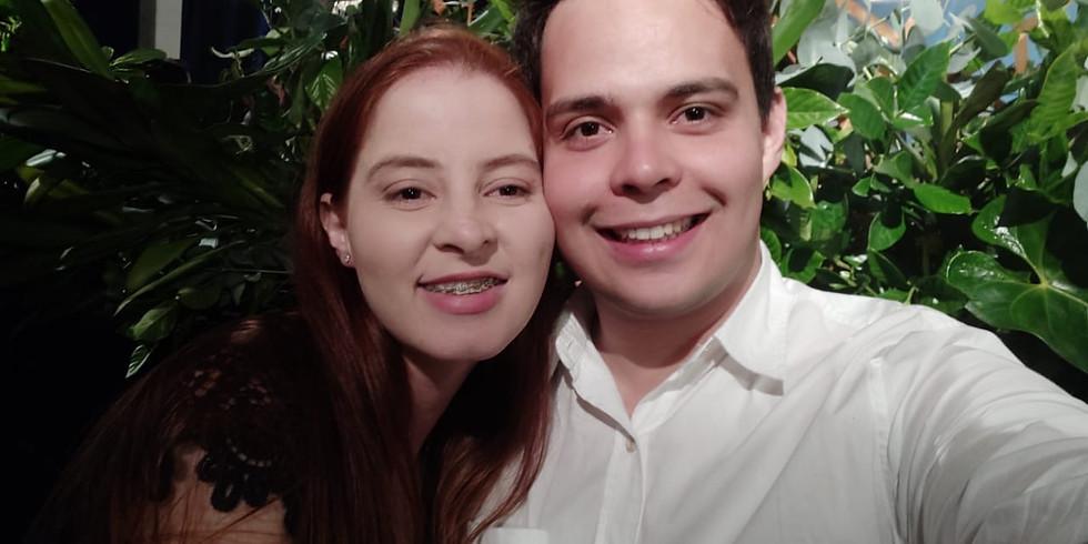 Michelle e Paulo Lucas