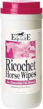 Ricochet Horse Wipes