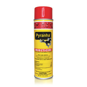 Pyranha Spray 'N Wipe Aerosol Fly Spray