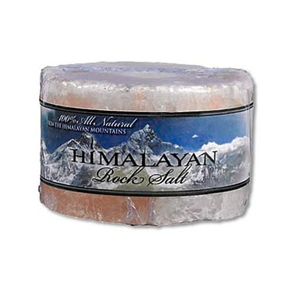 Himalayan Rock Salt Wheel