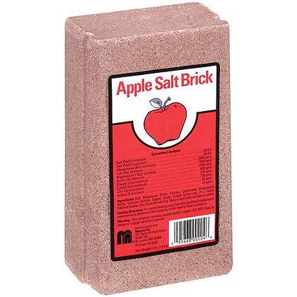 Apple Salt Brick