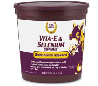 Vita E & Selenium Crumbles