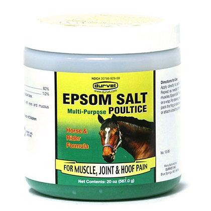 Epson Salt Poultice