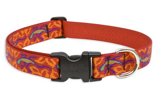 Lupine Go Go Gecko Adjustable Collar