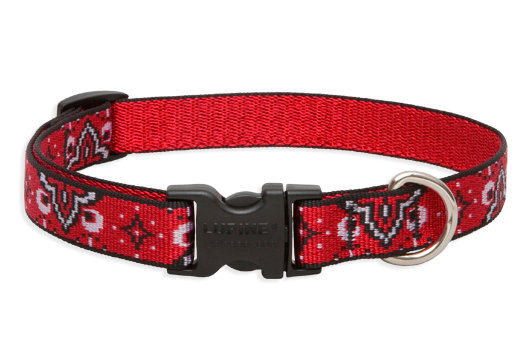 Lupine Wild West Adjustable Collar 3/4""