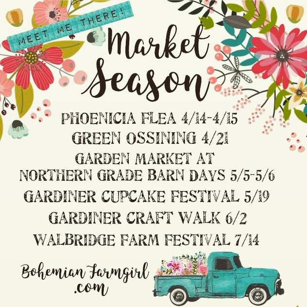 Meet Me At The Market!