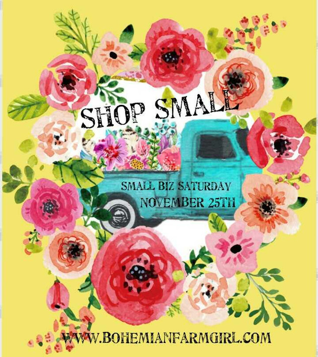 Shop small and skip the mall!