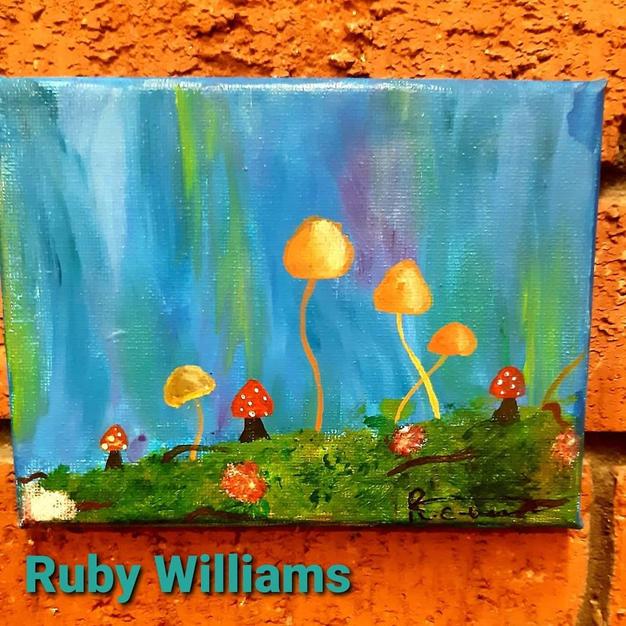 Ruby Crystal Williams 2020
