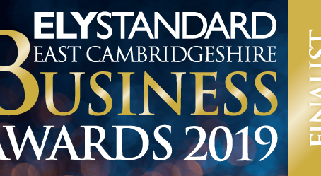 """Person of the Year"" & ""Support Young People"" Ely Business Awards Finalist"