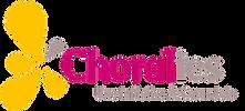 Logo Choralies une initiative ACJ quadri