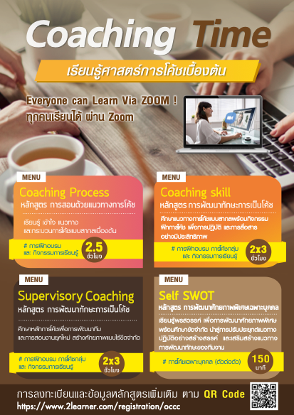 Coaching program online