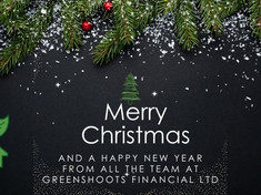 Merry Christmas From Greenshoots Financial