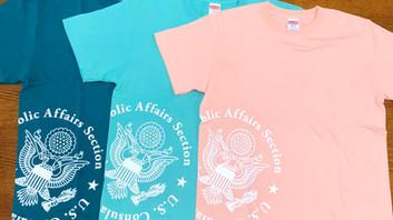 Tシャツにフルカラー印刷!