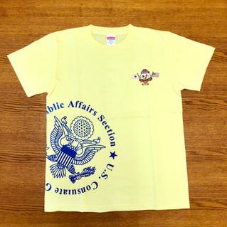 Tシャツにフルカラー印刷