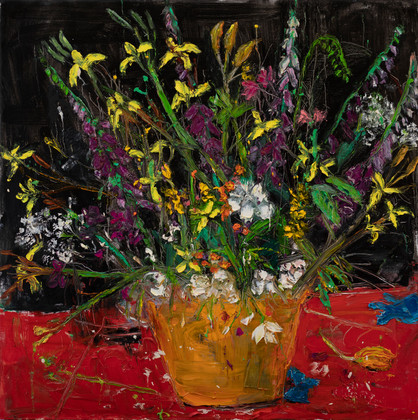 Yellow_Flags_2021_91.5x91.5_oil_on_linen