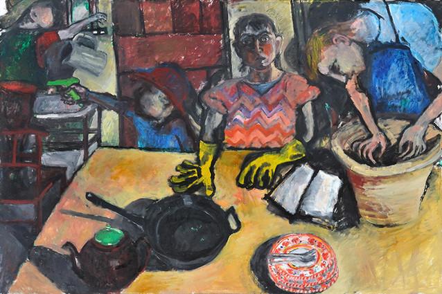 Yellow Gloves, 1987