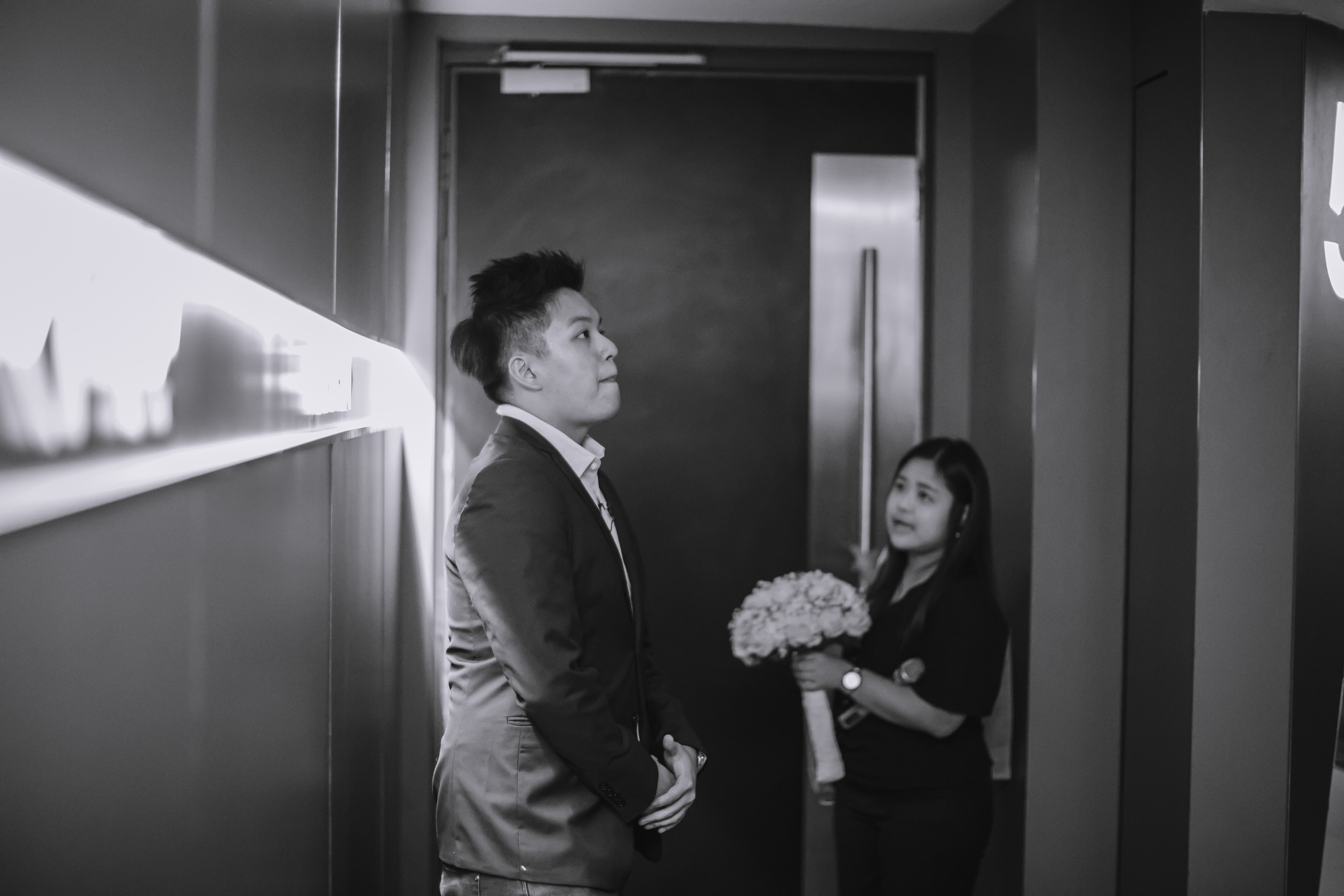 Li Qi + Julin | by Knot For Two