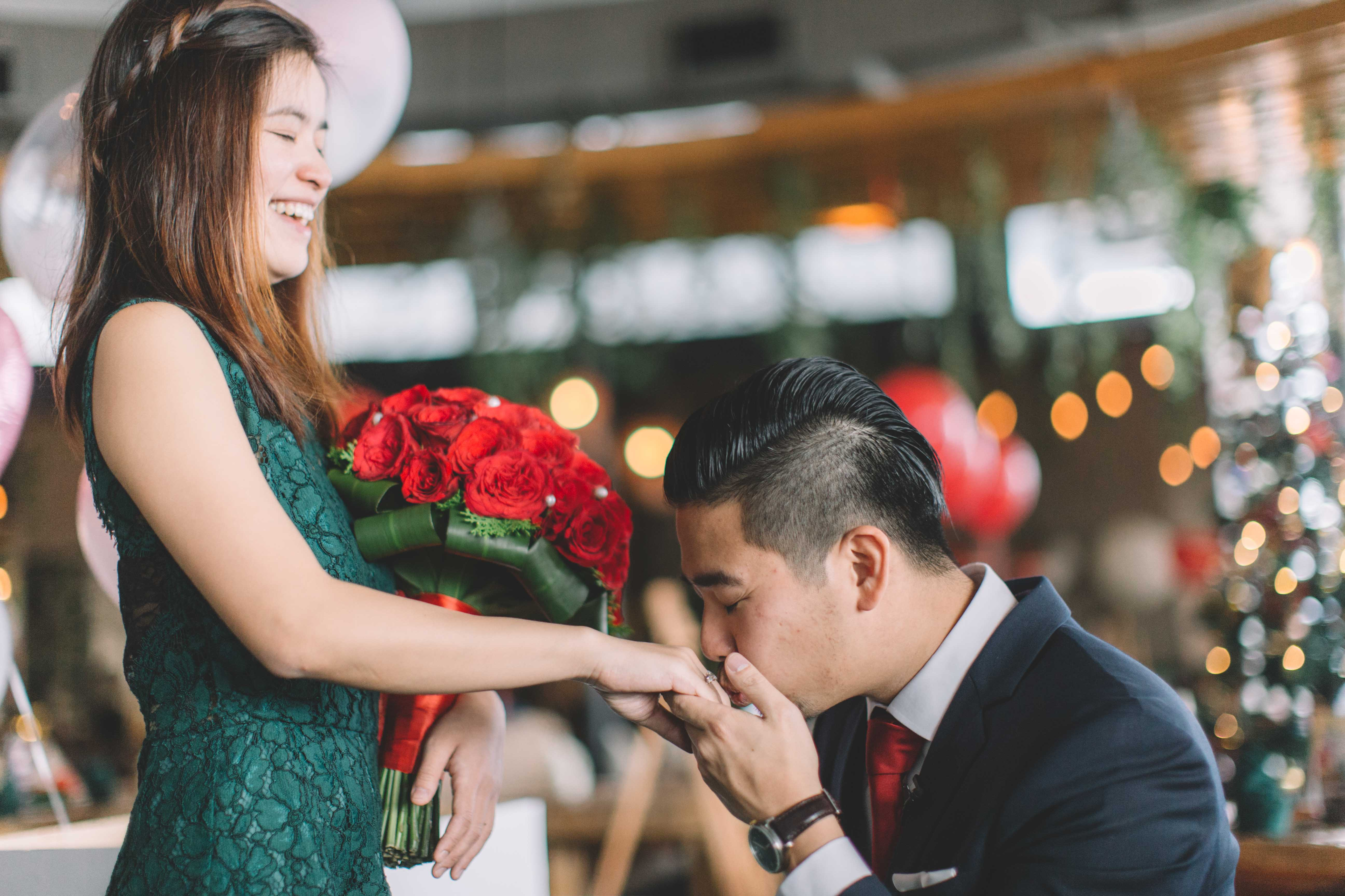 Dixon + Vickie| by Knot For Two