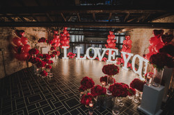 Wai Hong + Shybey   by Knot For Two
