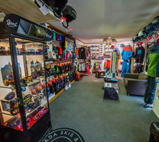 SPORTRENT Villeneuve shop