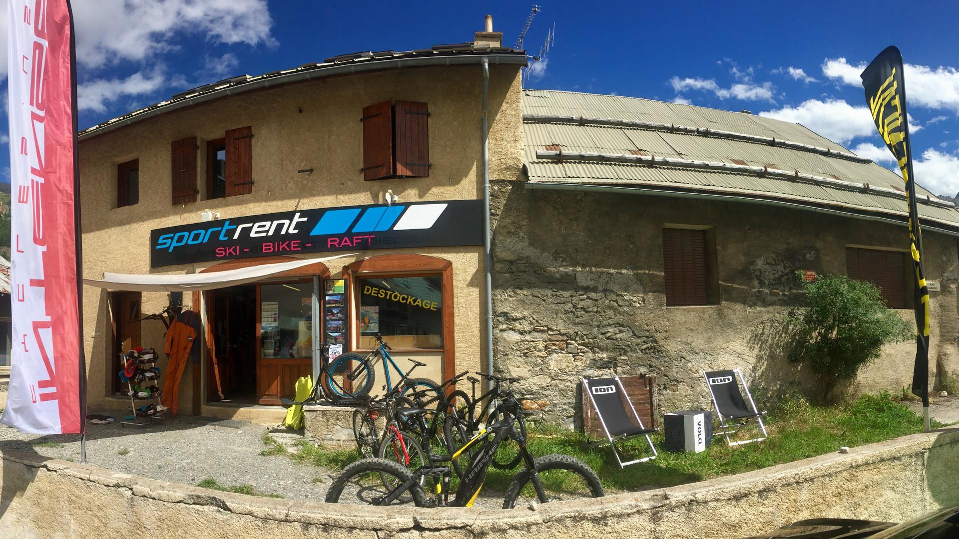 SPORTRENT Monetier-les-Bains
