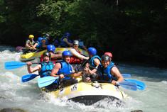 rafting sensation