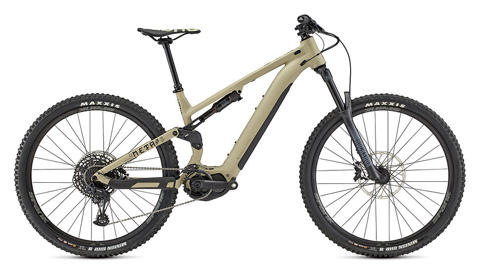 COMMENCAL Meta Power TR Ride 2021 sand