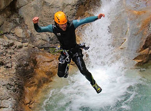 Canyoning-CanyonDesAcles-SerreChevalierS