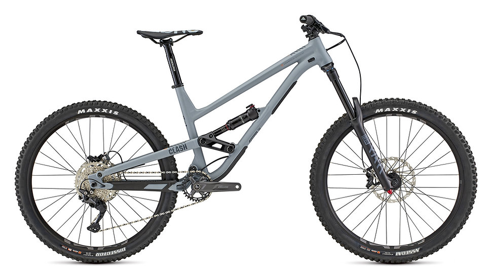 COMMENCAL Clash Origin 2021 Graphite