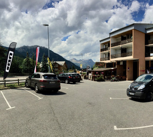 SPORTRENT parking