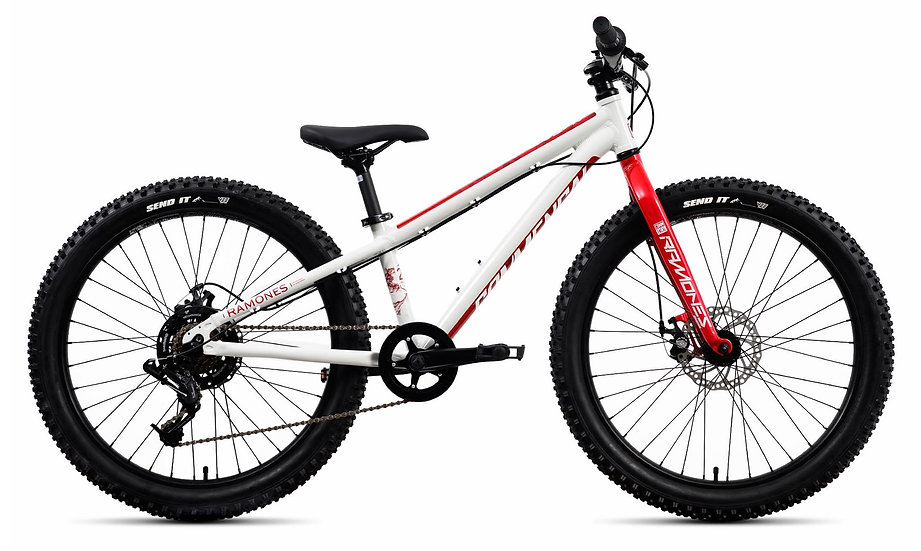COMMENCAL Ramones 24+ 2020 (rouge)